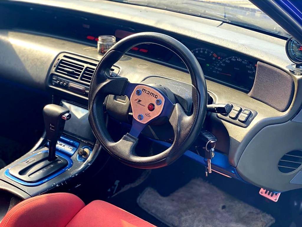 HONDA PRELUDE FOR SALE/SWAP  Honda Prelude BB1 with 4WS