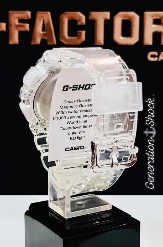 NEW🌟COUPLE💝SET : BABYG + GSHOCK DIVER UNISEX SPORTS WATCH  : 100% ORIGINAL AUTHENTIC CASIO BABY-G-SHOCK : GMA-B800-1A + GMA-S120SR-7A