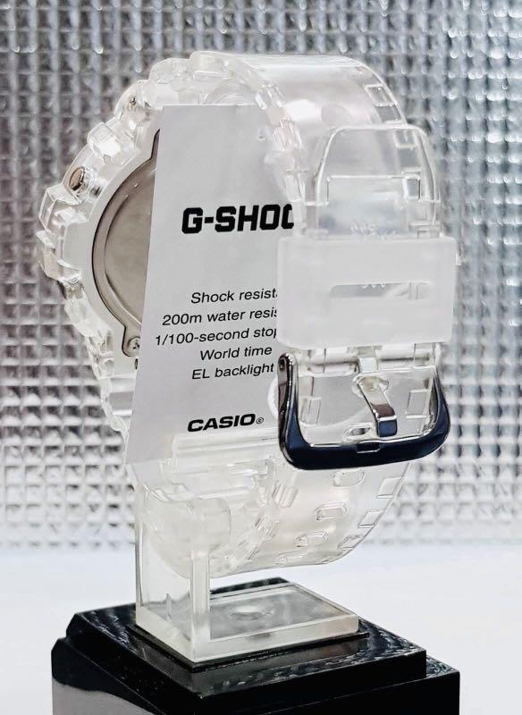 NEW🌟COUPLE💝SET : BABYG + GSHOCK DIVER UNISEX SPORTS WATCH  : 100% ORIGINAL AUTHENTIC CASIO BABY-G-SHOCK : GMA-S110SR-7A + GMD-S6900SR-7