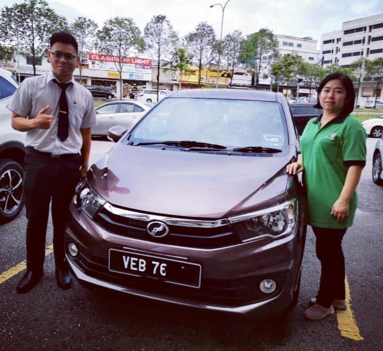 Thanks Support bezza2020 PJ,SETAPAK,KEPONG Perodua