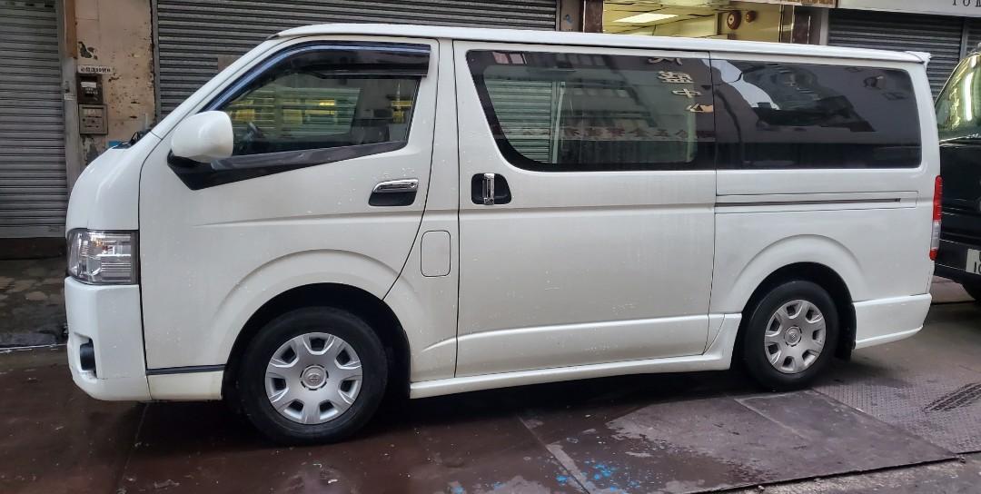 Toyota Hiace hiace Auto