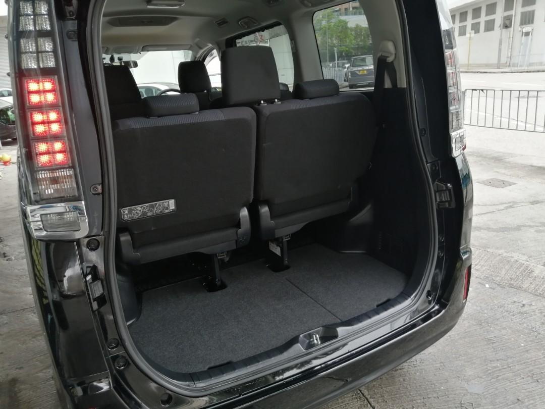 Toyota Voxy 1.8 Hybrid V 7-Seater (A)