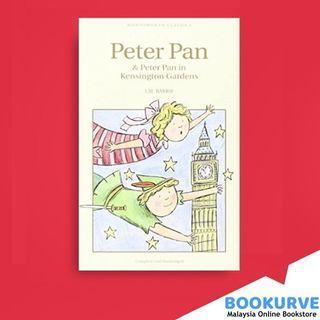 Peter Pan (In Kensington Gardens ) (Wordsworth Children's Classics) By J. M. Barrie