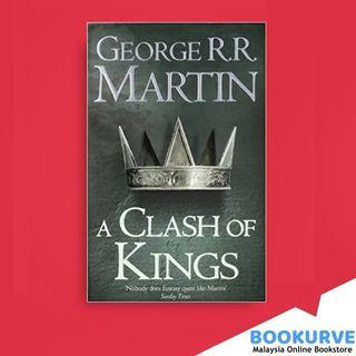 A Clash of Kings (A Song of Ice and Fire Series Book 2) By Martin R R George
