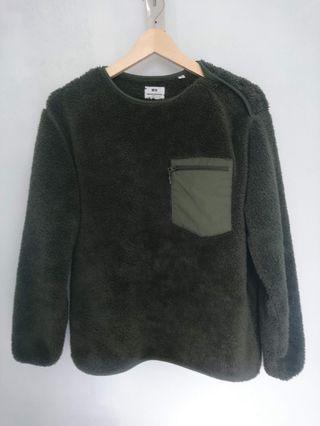 Uniqlo Engineered Garments Fleece Pullover