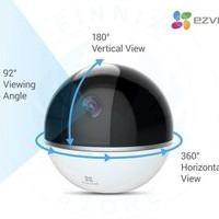 CCTV canggih,  HIKVISION EZVIZ IP CAM WIRELESS C6T 360 PAN TILT PANORAMIC