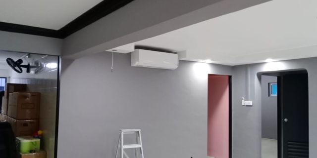 Cheap painting  service &wall plester