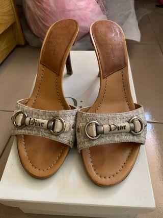 Dior高跟鞋37號半