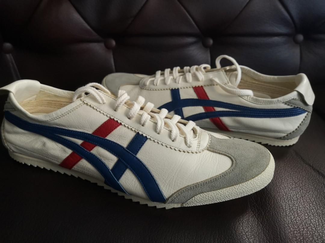 asics onitsuka tiger mexico 66 deluxe - nippon made collection