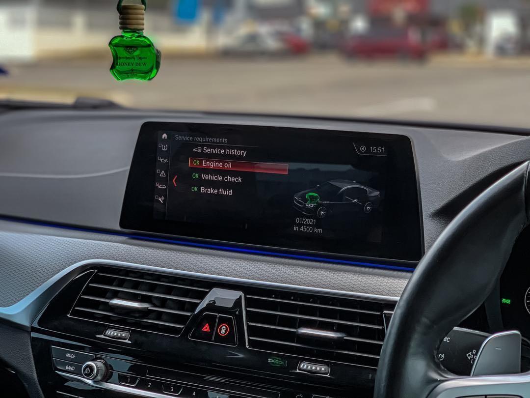 BMW G30 530i 2.0 M-SPORT 2019 LOCAL SPEC UNDER WARRANTY/ LIKE NEW SEWABELI BERDEPOSIT
