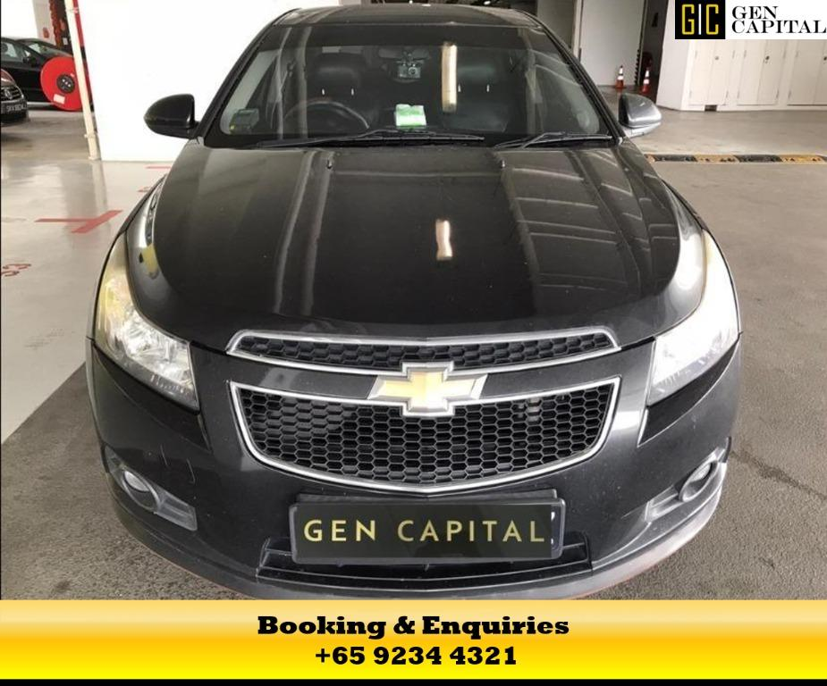 Chevrolet Cruze - Don't miss out on the resilience scheme for PHV/Self employed, join us now! $350 deposit to driveaway*