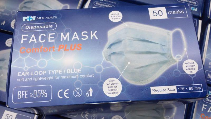 Face mask 50pcs Welcome for huge order