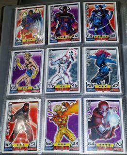 [PICK 1] 2011 Topps Marvel Hero Attax Series 1 Cards I