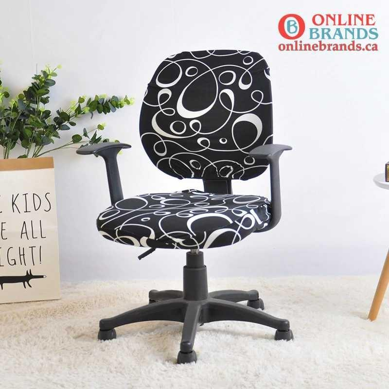 Stretchable Office Chair Cover | Online Brands | Free shipping