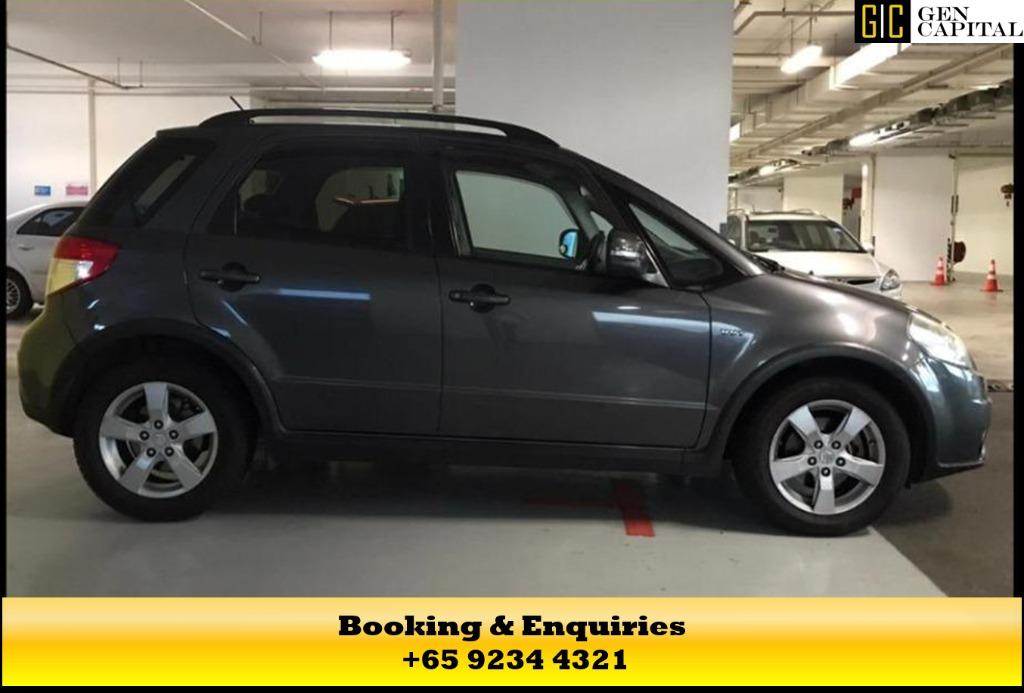 Suzuki SX4 - Don't miss out on the resilience scheme for PHV/Self employed, join us now! $350 deposit to driveaway*