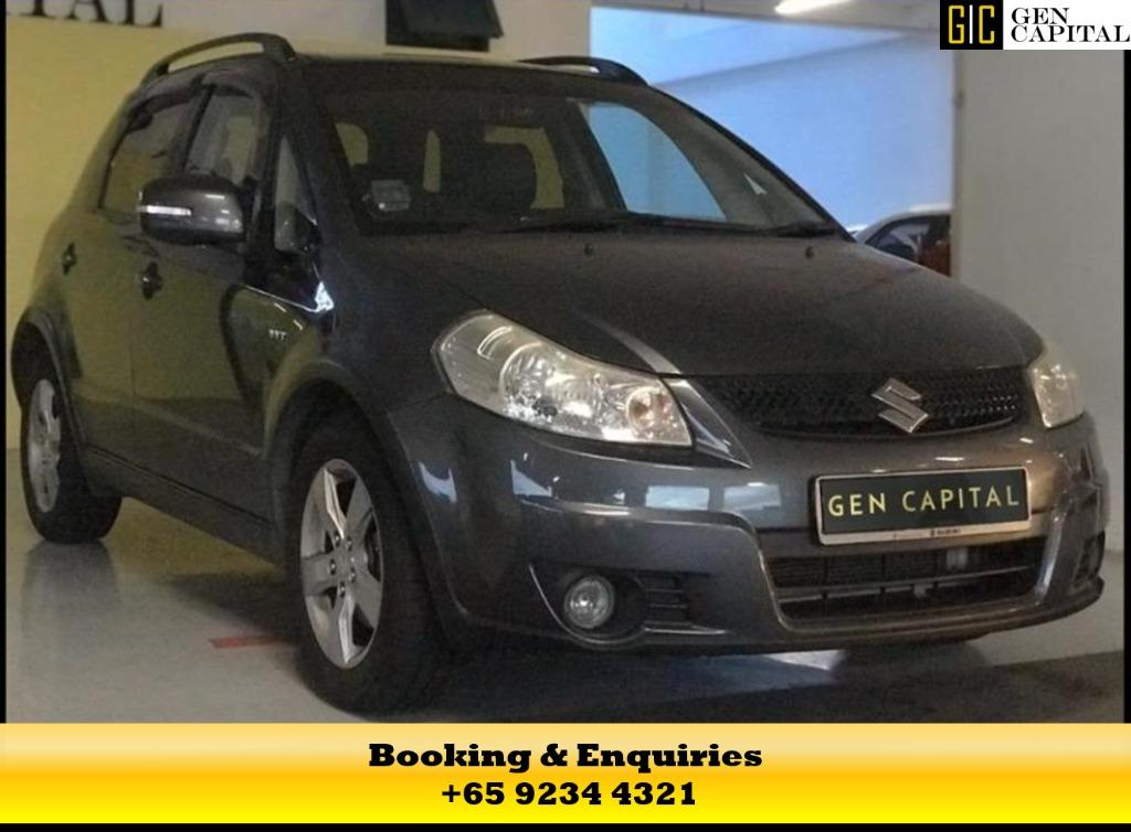 Suzuki SX4 - Keep #Covid-19 out of the door. Join us today to be entitled for upcoming schemes to help PHV drivers/Self-employed.