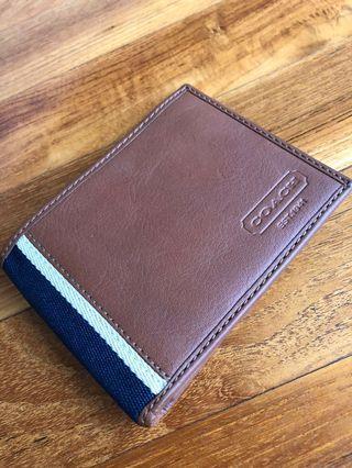 Brand new Coach wallet