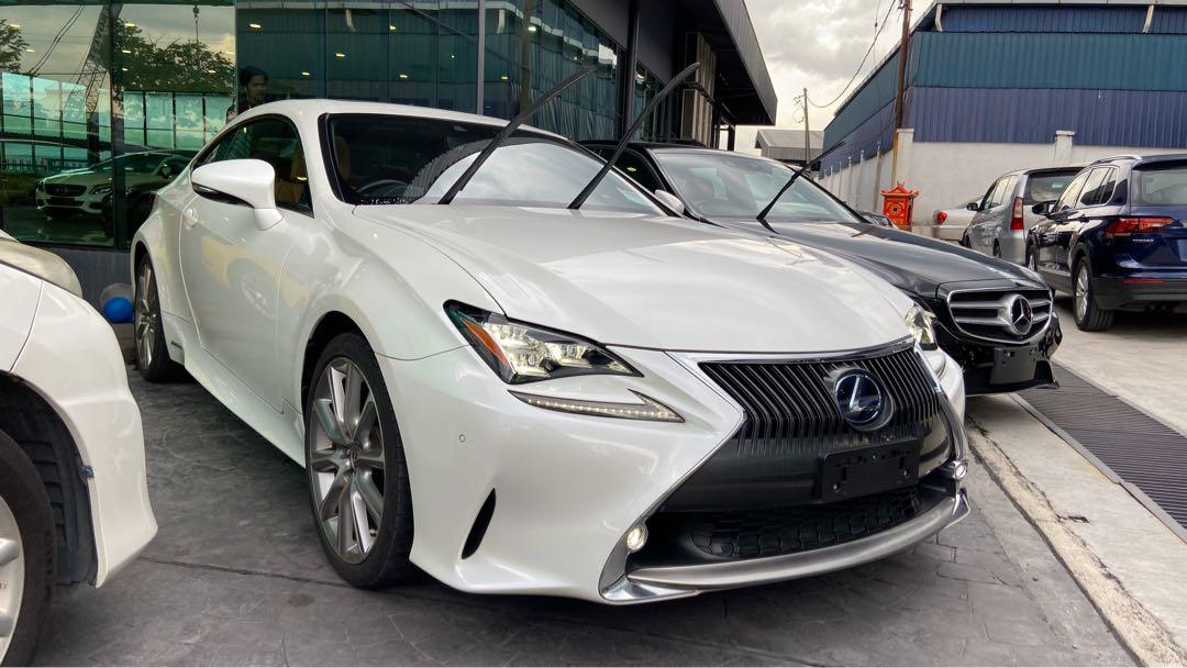 2015 Lexus RX300h HEV Hybrid RARE ONLY 1 IN MALAYSIA