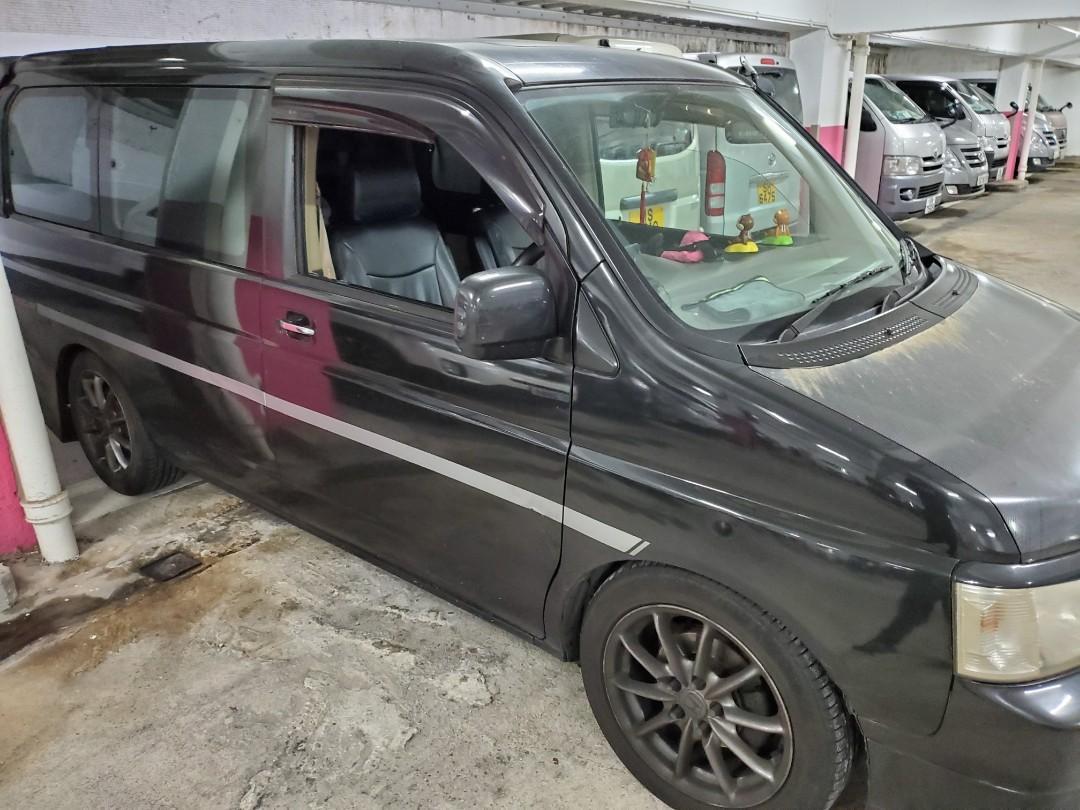Honda Stepwagon 2.0 GL Auto
