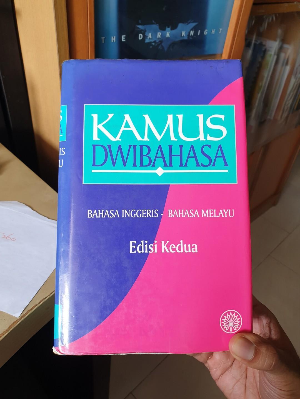 Kamus Dwibahasa Books Stationery Textbooks Secondary On Carousell