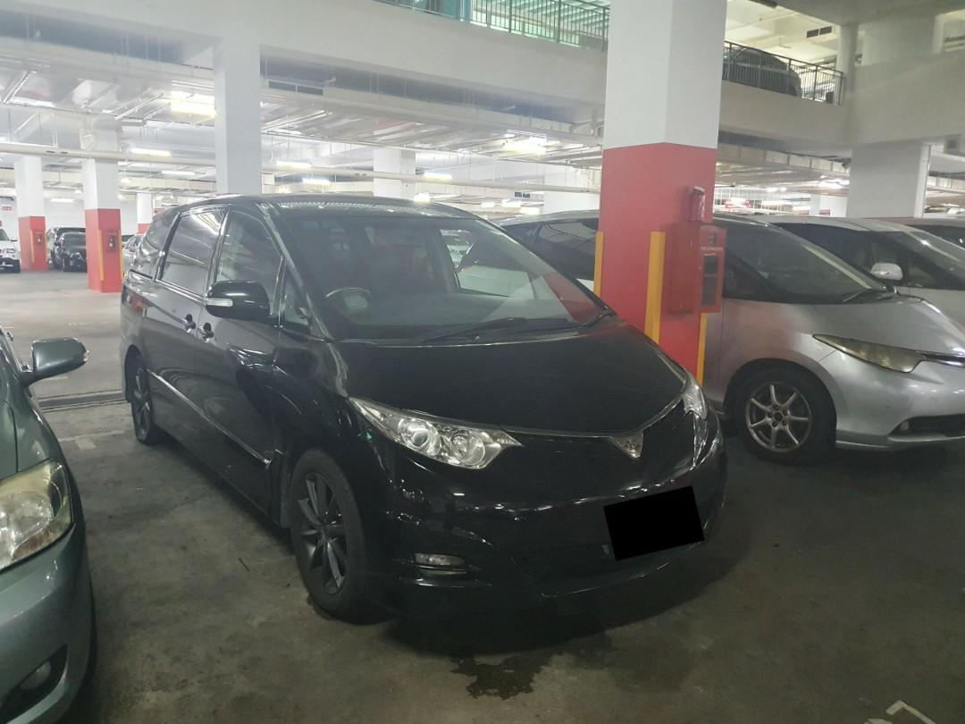 LELONG MPV TOYOTA ESTIMA 7 SEATER $330 THIS WEEKEND ONLY!