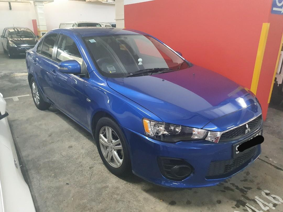 LELONG NEW LANCER EX $240 FRI-MON THIS WEEKEND ONLY