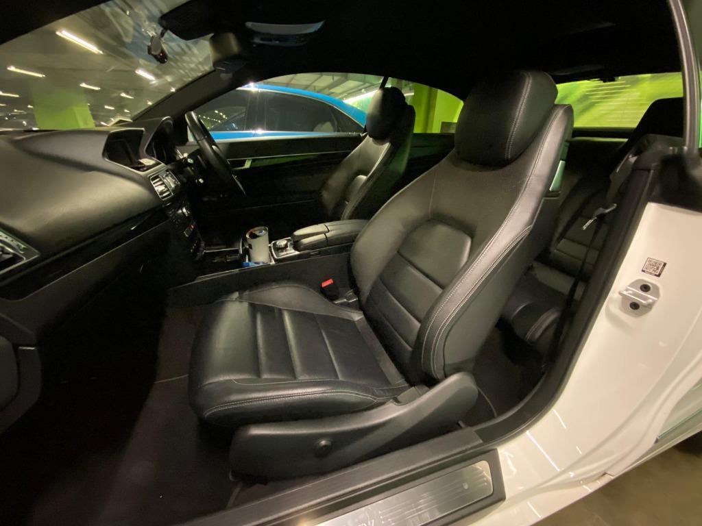 Mercedes-Benz E200 Coupe (A)