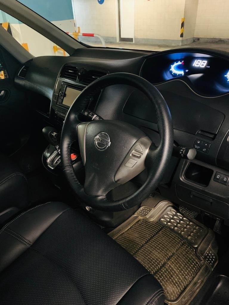 Nissan 2012 Nissan  Serena Green HWS 2012 Nissan  Serena Green HWS Auto