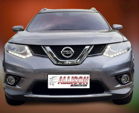 Nissan New X-Trail 2.5 AT 2015 Silver No Pol Genap