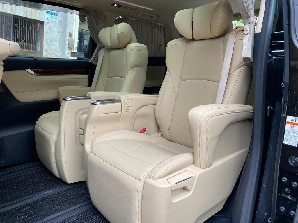 Toyota Alphard SC3.5 Auto