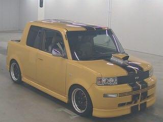 Toyota bB Open deck Auto
