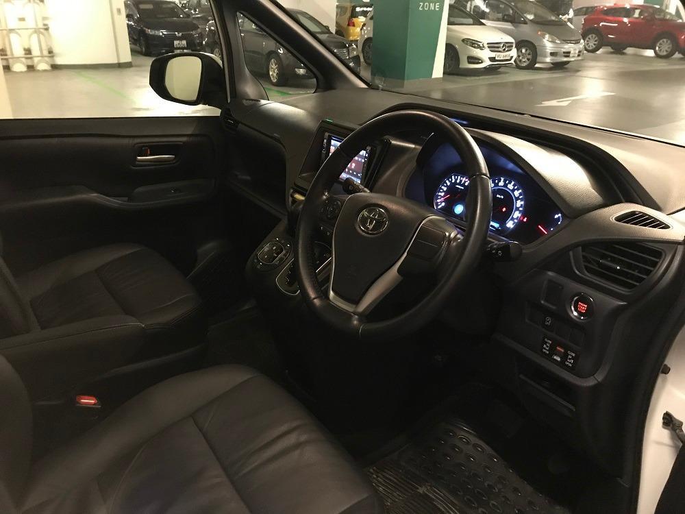 Toyota Noah 1.8 Hybrid G 7-Seater (A)