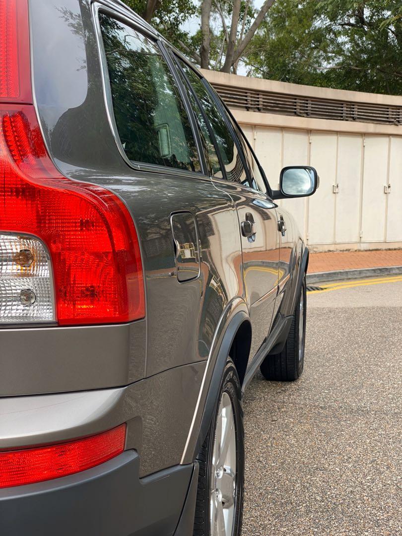 Volvo XC90 2.5T Refresh (A)
