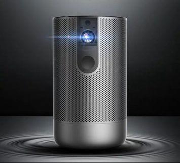 蒂彤 T18 WiFi projector 便攜式可樂罐智能wifi投影機