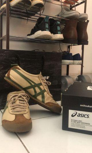 Jual Onitsuka Tiger Mexico 66 Beige Size 9