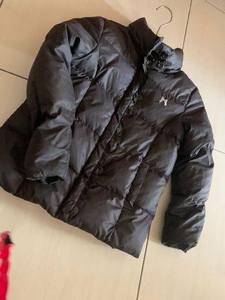 女童羽絨外套 厚款外套 保暖外套