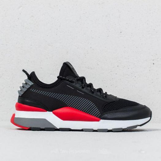 AUTHENTIC Puma RS-0 Play Black/ High