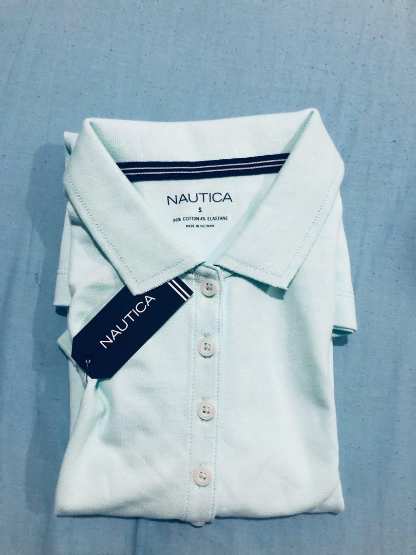 BNWT Nautica Polo Shirt Size Small