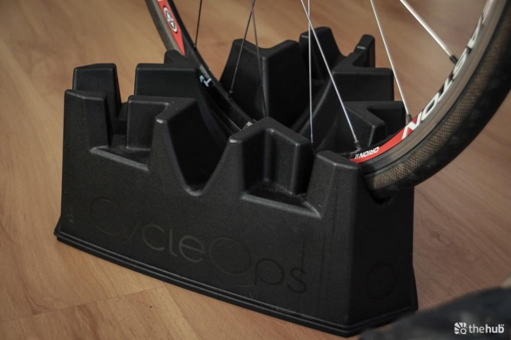 CycleOps Stackable Climbing Block for Indoor Bicycle Trainers