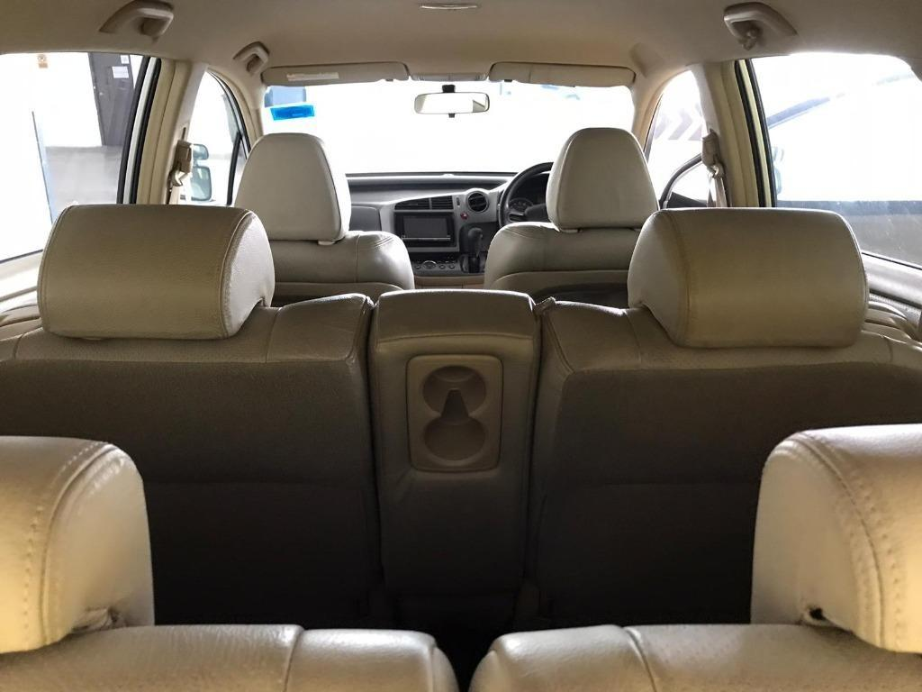 Honda Stream! Perfect time to safe guard you and your beloved ones! Rent with us now +65 9234 4321 or +65 8818 8998!