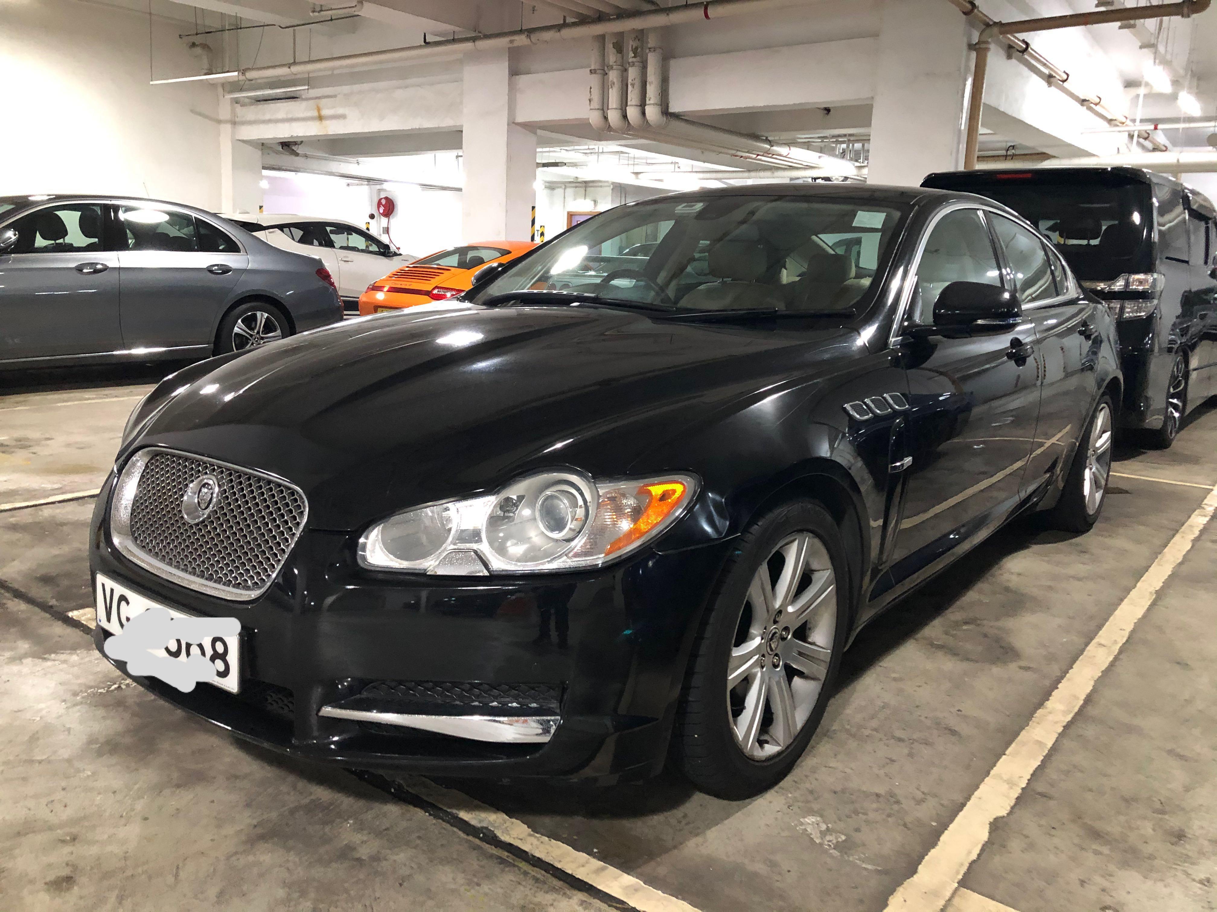 Jaguar XF 3.0 V6 Luxury (A)