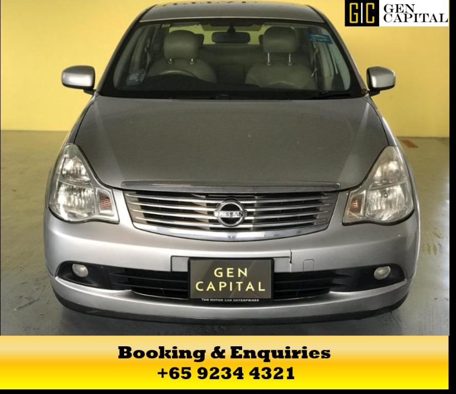 Nissan Sylphy - Best way to commute, let us play our part! Shutter and chauffeur your family in comfort and a peace of mind! Contact us now 9234 4321 or 8818 8998