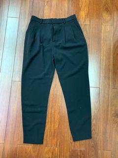 Uniqlo黑色西裝褲 🧡九成九新