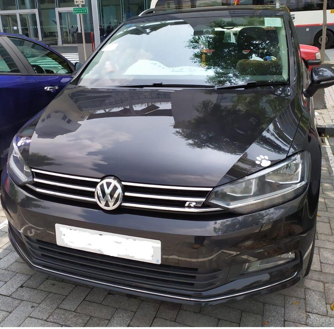 Volkswagen Touran 1.4 TSI  Auto
