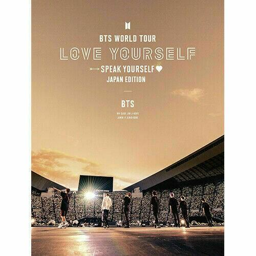 WTB want to buy bts love yourself tour dvd japan edition pre-order gifts from japan fanclub 😄😄😄