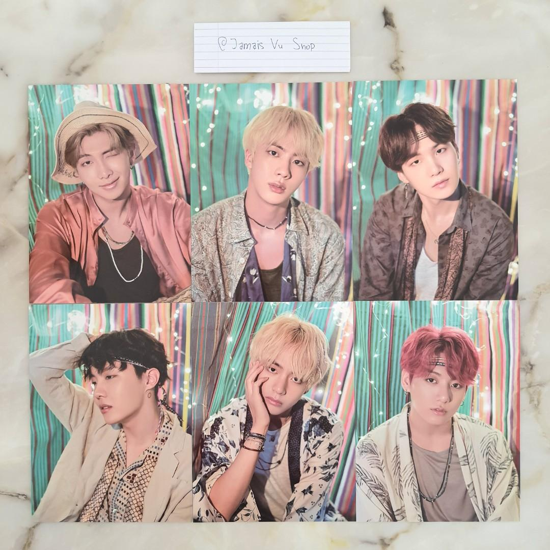 [WTS] BTS 2018 SUMMER PACKAGE IN SAIPAN MINI POSTER