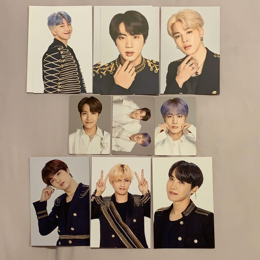 URGENTLY WTS / WTT bts official photocards + japan pressed