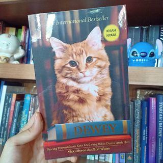 Novel DEWEY - vicky myron & bret witter