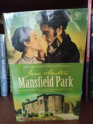 Novel - Mansfield Park - Jane Austen
