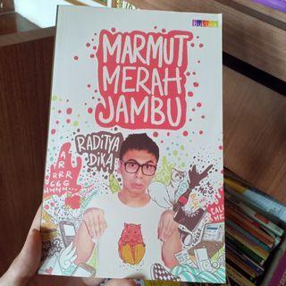 Novel Raditya Dika paket lengkap